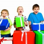 kids, gifts