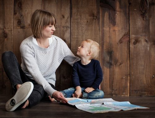 4 ways to teach your lilttle ones not to interrupt